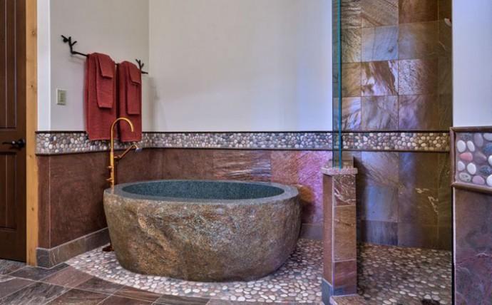 Из чего сделать пол в ванной